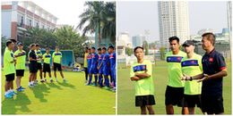 U19 Việt Nam bổ sung nhân sự 'khủng' từ Real Madrid