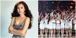 Giữa ồn ào bị chỉ trích vì so sánh bão với Hoa hậu Hoàn vũ, Á hậu Hoàng My lên tiếng xin lỗi
