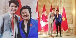 Đây là sao Việt duy nhất được chụp ảnh với Thủ tướng 'soái ca' của Canada