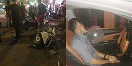 Lộ danh tính nam thanh niên lái xe hít bóng cười gây tai nạn liên hoàn