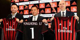 AC Milan dính cú lừa ngoạn mục của đại gia Trung Quốc?