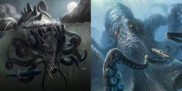 Thêm những bằng chứng cho thấy quái vật mực khổng lồ ăn cá voi là có thật trên đời