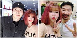 HOT: Khởi My tái xuất bên Kelvin Khánh sau đám cưới với diện mạo mới đẹp 'đốn tim'
