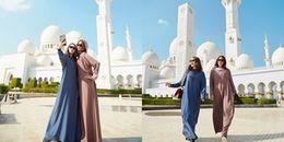 yan.vn - tin sao, ngôi sao - Minh Hằng - Phạm Hương khẳng định vẻ đẹp Việt ở Dubai