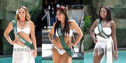 Thí sinh Miss Earth tiếp tục gây thất vọng với thân hình ngấn mỡ, kém săn chắc khi diện bikini