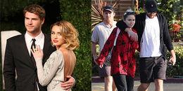 Sốc: Miley Cyrus và Liam Hemsworth đã bí mật đám cưới?