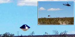 Phát hiện vật thể bay không xác định ngay trên căn cứ quân sự Mỹ, liệu có phải UFO?