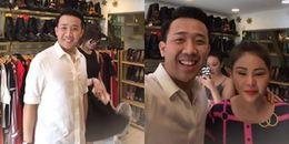 yan.vn - tin sao, ngôi sao - Clip: Trấn Thành bất ngờ bị đồng nghiệp đòi nợ khi đang đưa Hari Won đi mua sắm