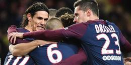 Highlights Monaco 1 - 2 PSG: Không thể cản bước 'gã nhà giàu' thủ đô Paris