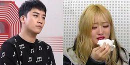 'Thánh lầy' Seungri làm mặt nghiêm khiến một nữ thực tập sinh khóc hết nước mắt trong show mới