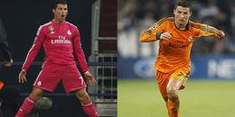 Điểm danh những mẫu áo đấu 'thảm họa' của Real Madrid