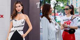 yan.vn - tin sao, ngôi sao - Minh Tú lên tiếng trước thông tin cho là cố ý bắt nạt, cô lập Kỳ Duyên ở The Look 2017