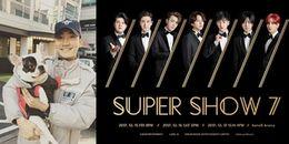 Mặc scandal chó cắn cưng chết người, Siwon vẫn sẽ xuất hiện trong Super Show 7