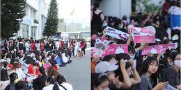 yan.vn - tin sao, ngôi sao - Mới sáng sớm, hàng trăm fan Việt đã ngồi