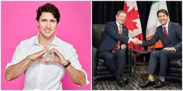 Thì ra đây là chính là lý do khiến chị em 'phát cuồng' vì Thủ tướng Canada
