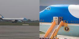 Nóng: Tổng thống Hoa Kỳ Donald Trump đã đến Hà Nội