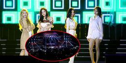 Những 'hạt sạn' trong concert đầu tiên của T-ara tại Việt Nam