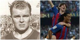Đội hình xuất sắc nhất trong 118 năm lịch sử của Barcelona: Tập hợp của các 'nghệ sĩ'