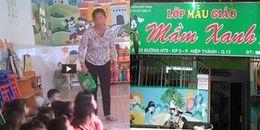 Khởi tố bắt tạm giam chủ cơ sở mẫu giáo tư thục bạo hành trẻ em ở Sài Gòn