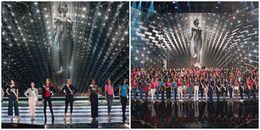 Hé lộ sân khấu Chung kết không thể hoàng tráng hơn của Miss Universe 2017