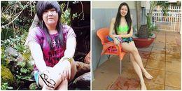 Nữ sinh Học viện Hàng không lột xác sau khi giảm 20 kg