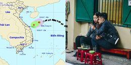 Hà Nội sẽ có thêm nhiều đợt không khí lạnh tăng cường do ảnh hưởng của cơn bão số 13
