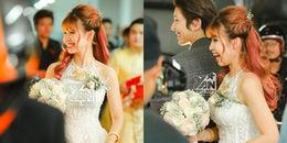 yan.vn - tin sao, ngôi sao - ĐỘC QUYỀN: Cô dâu Khởi My cùng Kelvin Khánh xuất hiện rạng rỡ sau lễ đón dâu tại nhà riêng
