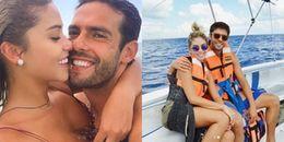 Kaka khoe ảnh du hí cùng bạn gái hoa hậu tại Mexico