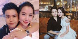 Thiếu gia Phan Thành không ngần ngại đăng ảnh ngọt ngào với bạn gái mới Xuân Thảo