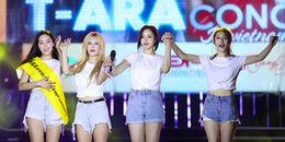 Concert đầu tiên của T-ara tại Việt Nam: Chặng đường 8 năm đầy nước mắt và hạnh phúc