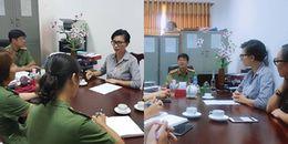Ngô Thanh Vân trực tiếp xuống Vũng Tàu làm việc với công an vụ quay lén Cô Ba Sài Gòn
