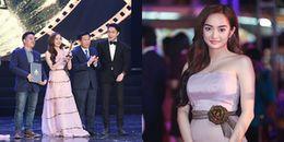 Kaity Nguyễn nói gì sau khi 'Em chưa 18' giành 'cú đúp' ở Liên hoan phim Việt Nam?