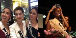 Đâu phải ai thi Hoa hậu cũng đẹp xuất sắc, loạt ảnh thí sinh Miss Universe là minh chứng điển hình