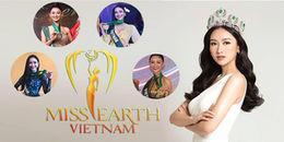 Cơ hội nào cho đại diện Việt Nam ở chung kết Hoa hậu Trái đất 2017?