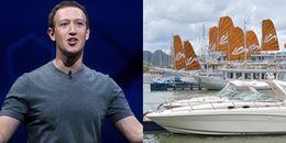 Ông chủ Facebook sẽ đi du thuyền tham quan Vịnh Hạ Long?
