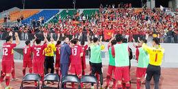 'Hủy diệt' Lào, U19 Việt Nam toàn thắng tại vòng loại U19 châu Á 2018