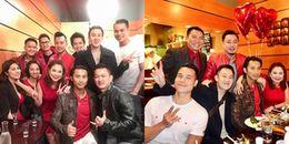 Dàn sao Việt nô nức dự tiệc kỷ niệm 1 năm yêu nhau của Thanh Thảo và bạn trai đại gia