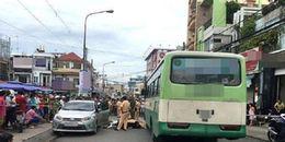 Sài Gòn: Cô gái bất cẩn mở cửa xe ô tô trên phố khiến 1 người tử vong