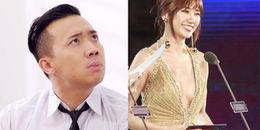yan.vn - tin sao, ngôi sao - Đây là phản ứng của Trấn Thành khi thấy Hari Won diện váy hở ngực