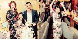 yan.vn - tin sao, ngôi sao - Trương Ngọc Ánh - Trần Bảo Sơn tái hợp mừng sinh nhật 9 tuổi của con gái