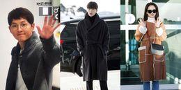 Sau tuần trăng mật, Song Joong Ki khiến fan ngỡ ngàng với hình ảnh xuống sắc