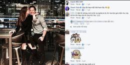 Phản ứng thú vị của cư dân mạng khi Hồ Ngọc Hà và Kim Lý chính thức xác nhận hẹn hò