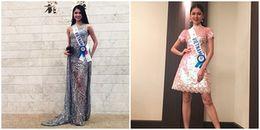 Đại diện Việt Nam tại Hoa hậu Quốc tế phải đi tiêm phòng vì bạn ở cùng bị thủy đậu