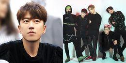 Thêm một huyền thoại đình đám của Kpop về chung nhà với Big Bang