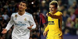 Barcelona hãy cẩn thận, những số 7 của Thủ đô Madrid đã thức tỉnh