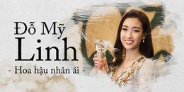Hoa hậu Đỗ Mỹ Linh: 'Khi gọi Top 15 không có tên mình, tôi đã rất hụt hẫng'