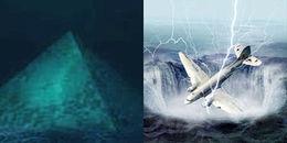 Kim tự tháp bí ẩn dưới đáy biển tam giác quỷ Bermuda khiến máy bay mất tích một cách khó hiểu?