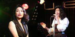 Trà Ngọc Hằng gây bất ngờ khi hát nhạc dân ca, trữ tình vô cùng ngọt ngào