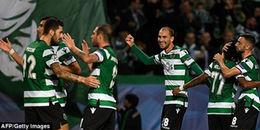 Highlights Sporting Lisbon 3 - 1 Olympiacos: Tạo sức ép lên lão bà