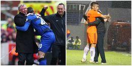 V.league nghẹn ngào với khoảnh khắc gợi nhớ Sir Alex và Van Persie năm 2013